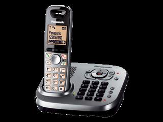 Kx Tg6561em Dect Phone