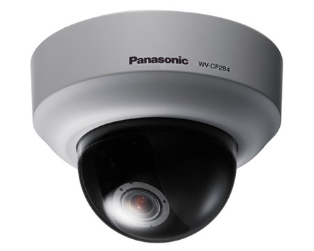 WV-CF284 - Fixed Dome Camera