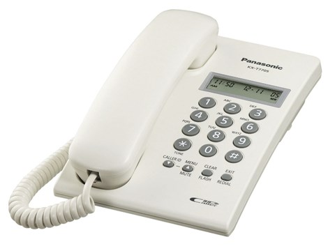 โทรศัพท์สายเดียว รุ่น KX-T7703X